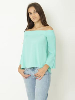 Блуза зелена   5810302