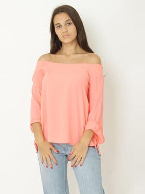 Блуза рожева   5810303