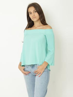 Блуза зелена   5810304