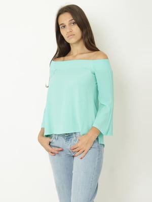 Блуза зелена   5810306