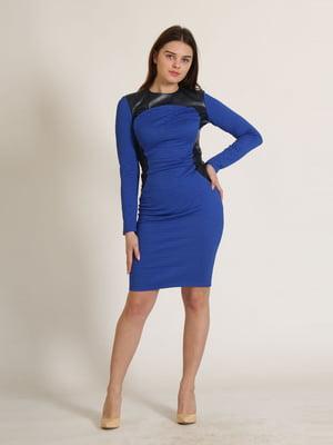 Сукня синя   5811015