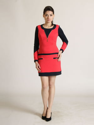 Сукня двокольорова   5811019