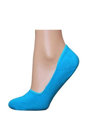 Носки бирюзового цвета | 5698414