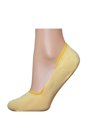 Носки желтые | 5698416