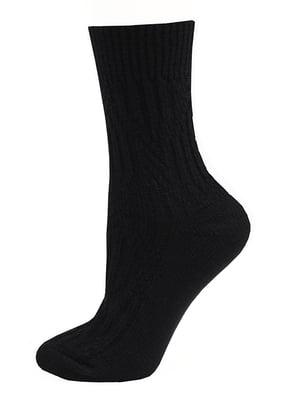 Шкарпетки чорні | 5698540