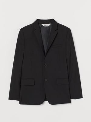 Пиджак черный | 5820407