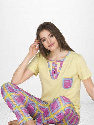Комплект: брюки и футболка   5821259