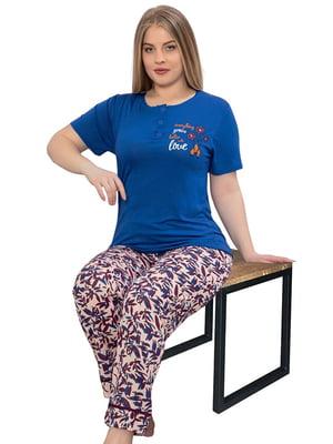 Комплект: штани і футболка | 5821271