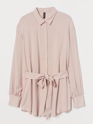 Сорочка рожева   5821012