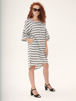 Платье в полоску | 5821285