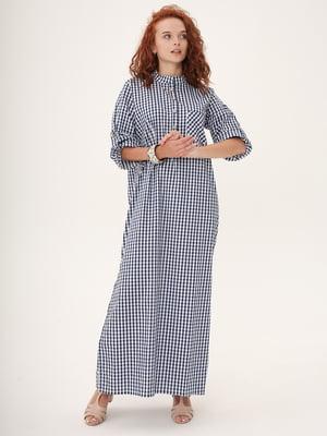 Платье в клетку | 5821290