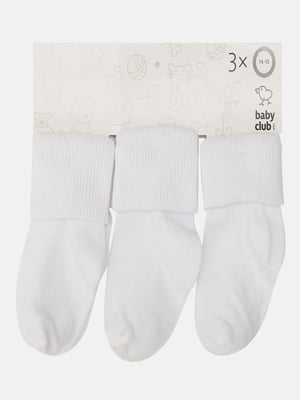 Набор носков (3 пары) | 5801803