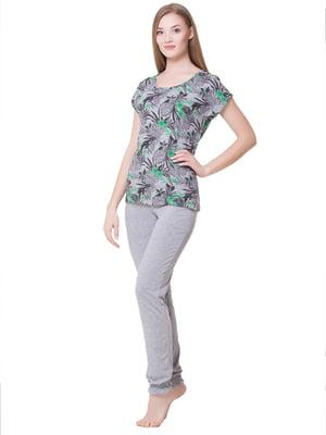 Комплект: футболка и брюки   5822690