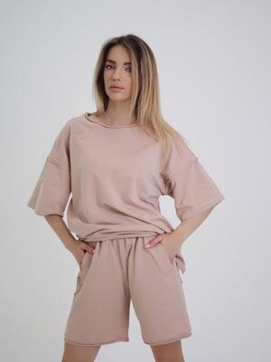 Костюм: футболка и шорты | 5821431