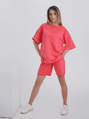 Костюм: футболка и шорты | 5821433