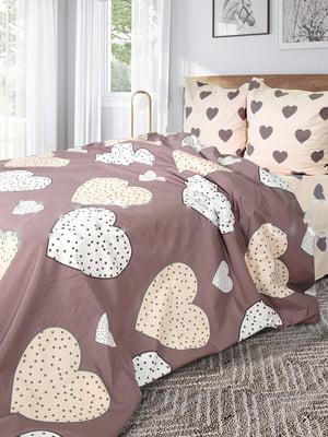 Комплект постельного белья (семейный) | 5787674