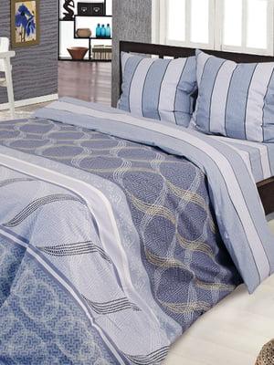 Комплект постельного белья полуторный   1798663