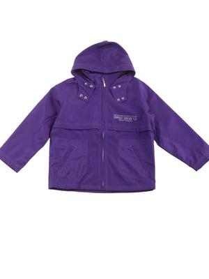 Ветровка фиолетовая | 5823815