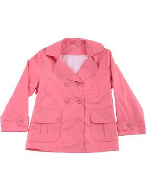 Плащ розовый   5823849