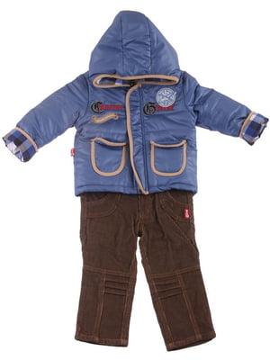 Комплект: куртка, брюки и лонгслив | 5823910
