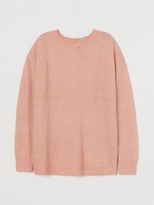 Джемпер светло-розовый   5824974