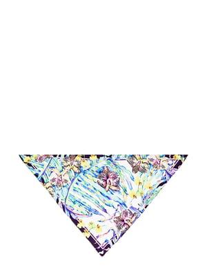 Косинка різнокольорова з малюнком | 5826266