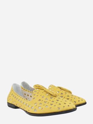 Балетки желтые | 5813082