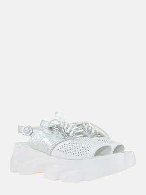Босоножки белые | 5827515