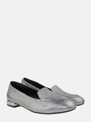 Туфлі платинового кольору   5827578