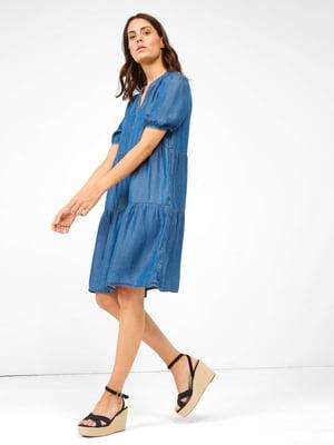 Платье синее | 5828217