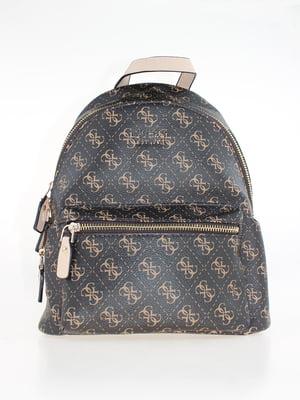 Рюкзак коричневий   5577874