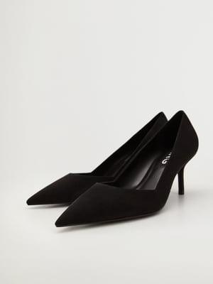 Туфли-лодочки черные | 5828369