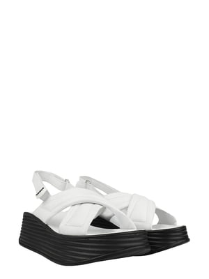 Босоніжки білі | 5830163