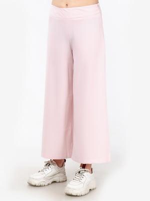 Кюлоты розовые   5504677