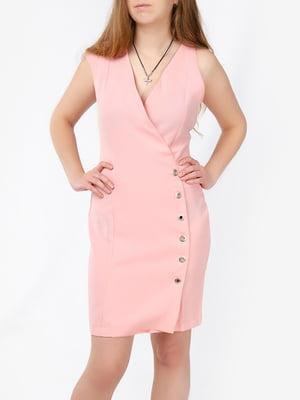 Платье розовое   5504687