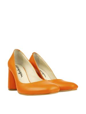 Туфлі помаранчеві | 5830342