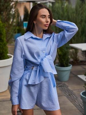 Костюм: блуза и шорты | 5830355
