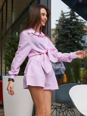 Костюм: блуза и шорты | 5830356
