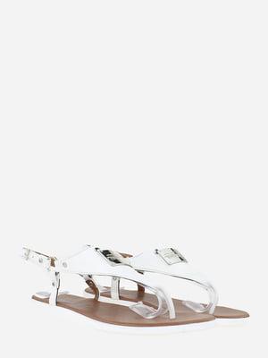 Сандалі білі | 5830497