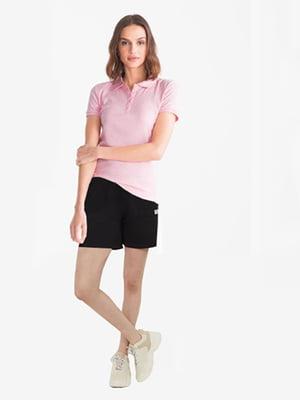 Футболка-поло розовая   5830990