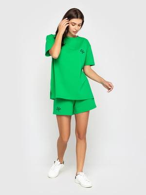 Костюм: футболка и шорты | 5826526