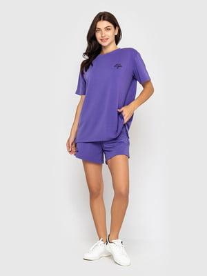 Костюм: футболка и шорты | 5826527