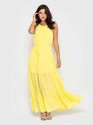Сукня жовта | 5826538