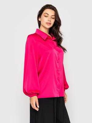 Блуза рожева | 5826544