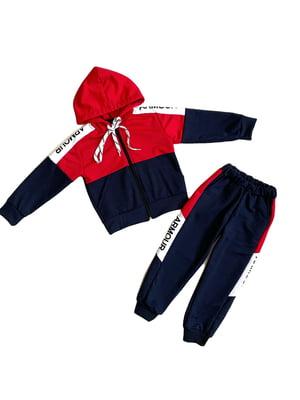 Комплект: толстовка і спортивні штани | 5831651