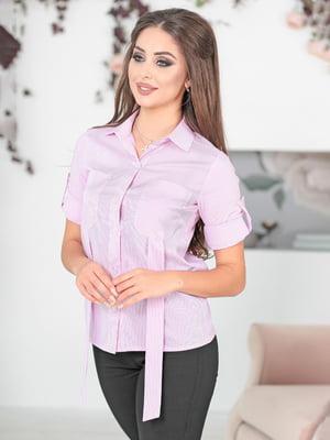 Блуза лавандового кольору | 5832498