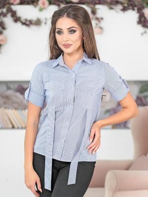 Блуза синя   5832499
