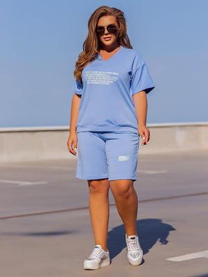 Комплект: футболка и шорты | 5832543