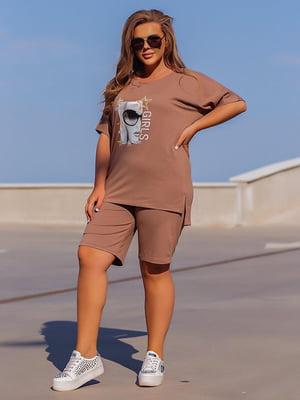 Комплект: футболка и шорты | 5832547