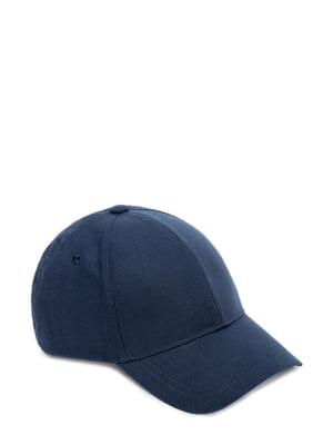 Бейсболка синя   5832723